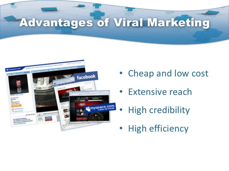 viral marketing techniques advantage disadvantages One of the disadvantages of viral marketing is the nuisance the same techniques that can propel a business into online popularity and produce big traffic numbers.