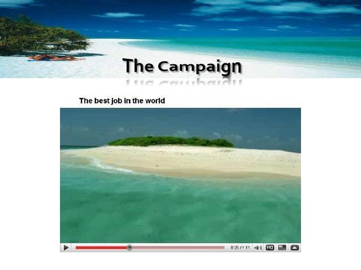 " ""The best job in the world""  Island caretaker – Hamilton Island  Salary $ 150,000  6 months 12 hrs per month  Multi-..."