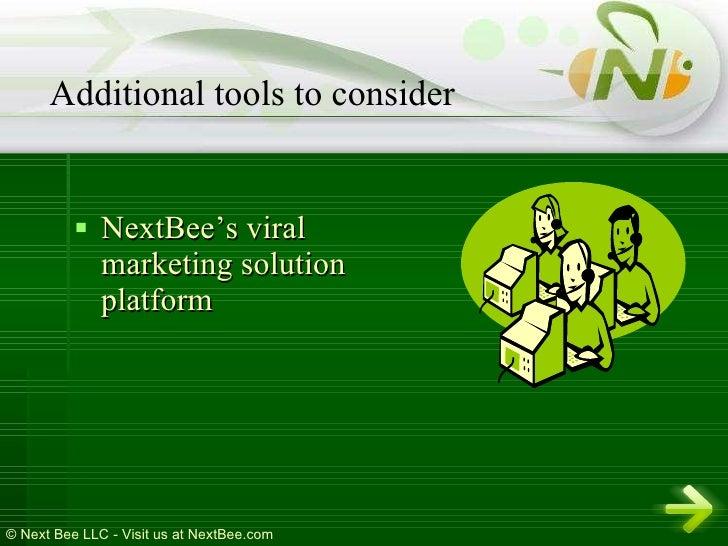 Viral Marketing Tool