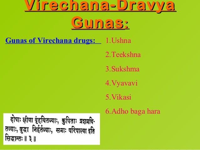 Virechana karma Slide 3