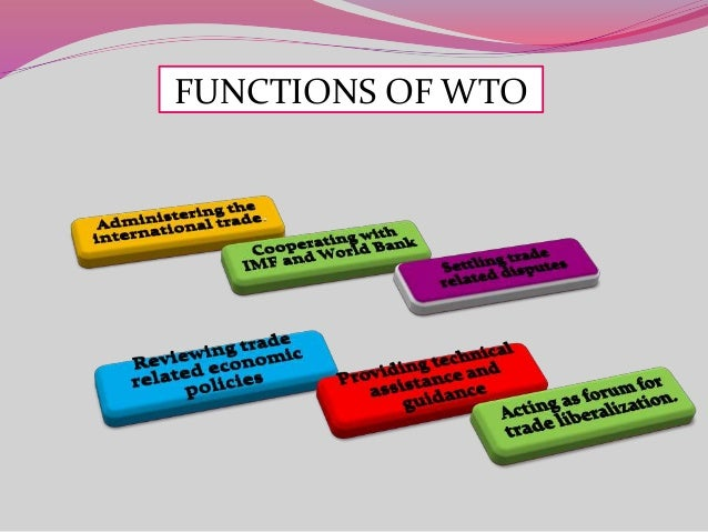 Stalemate in the WTO but…. No permanent solution for the right to food