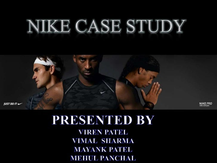About Nike•    Nike is the U.S-based manufacturer of athletic shoes,     apparel and sports equipment.•    Stock symbol: N...