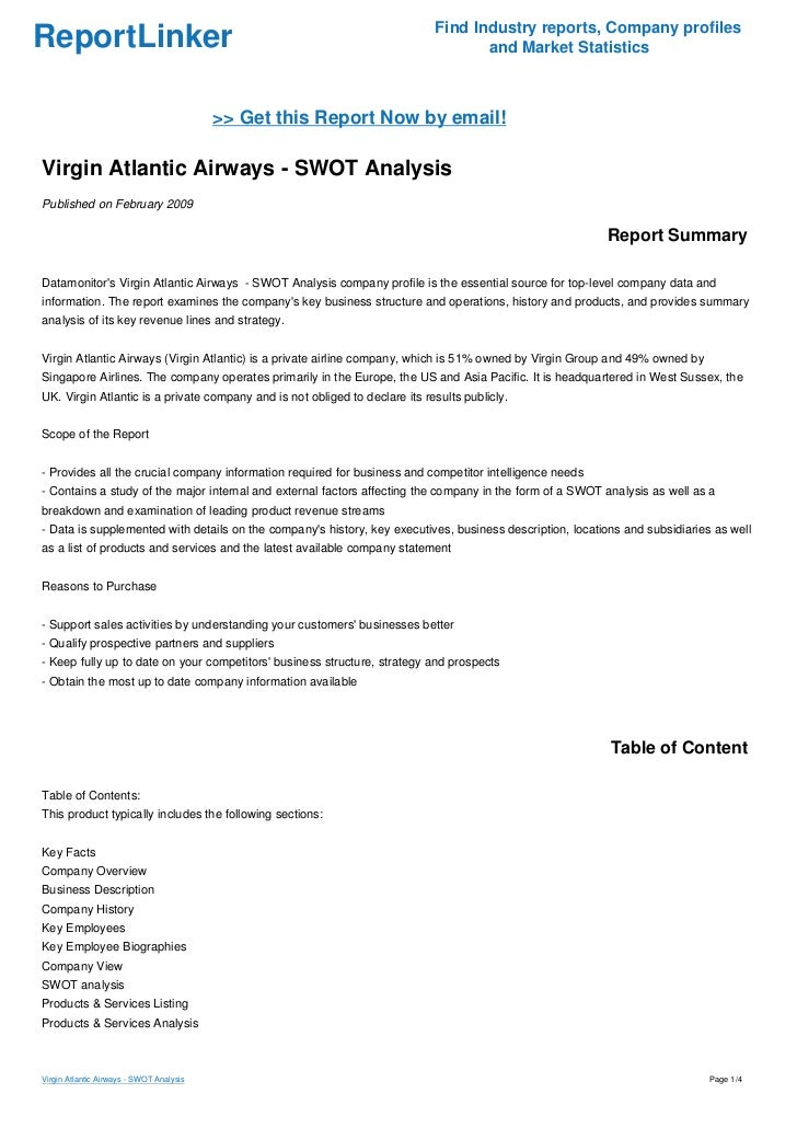 virgin atlantic product analysis Applied buyer behavior in global context module code: mgt 5a1 applied buyer behavior in global context module code: mgt 5a1 analysis of virgin atlantic commercial 2010.