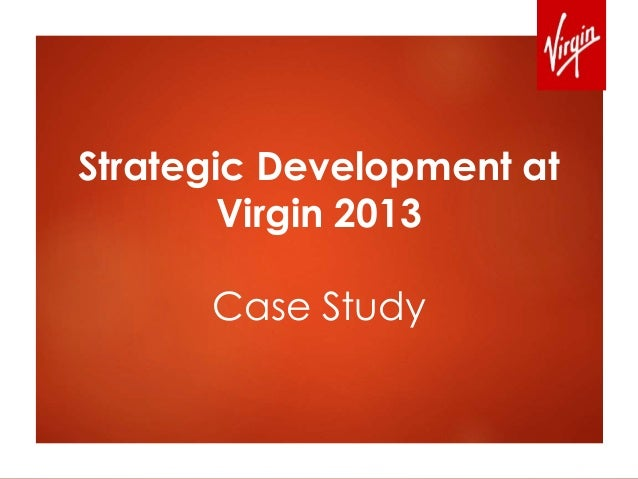 virgin group case study ppt