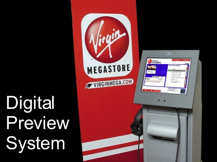 Digital Preview System