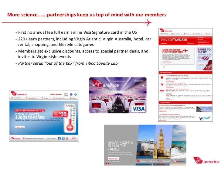 Virgin America Elevating Loyalty