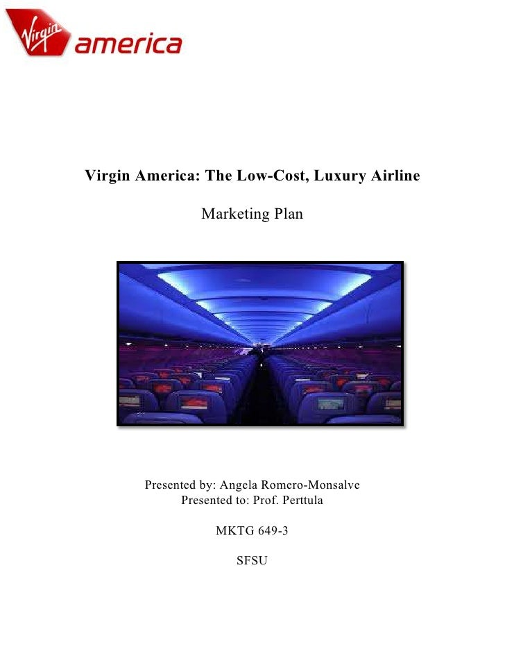 virgin airline case study