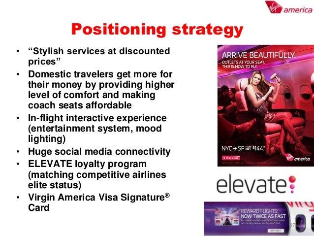 Virgin America strategic analysis