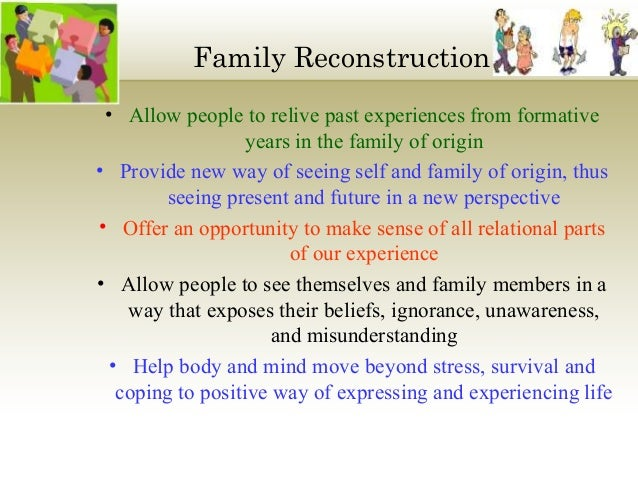 Systemic family therapy and the influence of post-modernism