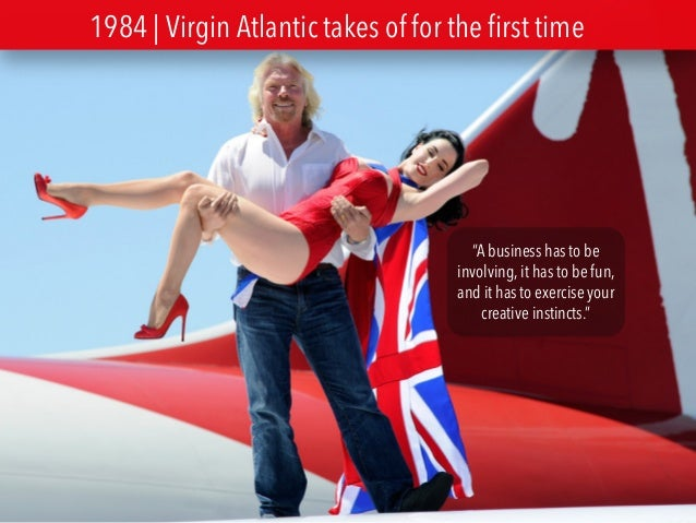 Virgin - Richard Branson