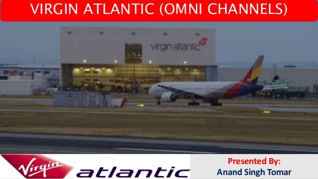 Virgin Atlantic - Omni Channels (Retail Marketing)