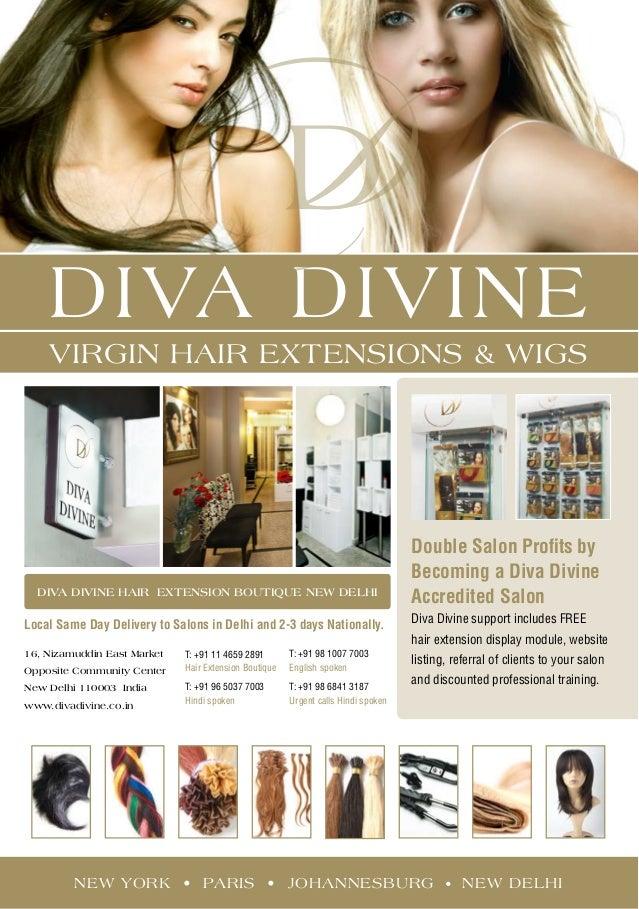 Virgin Hair Extensions India