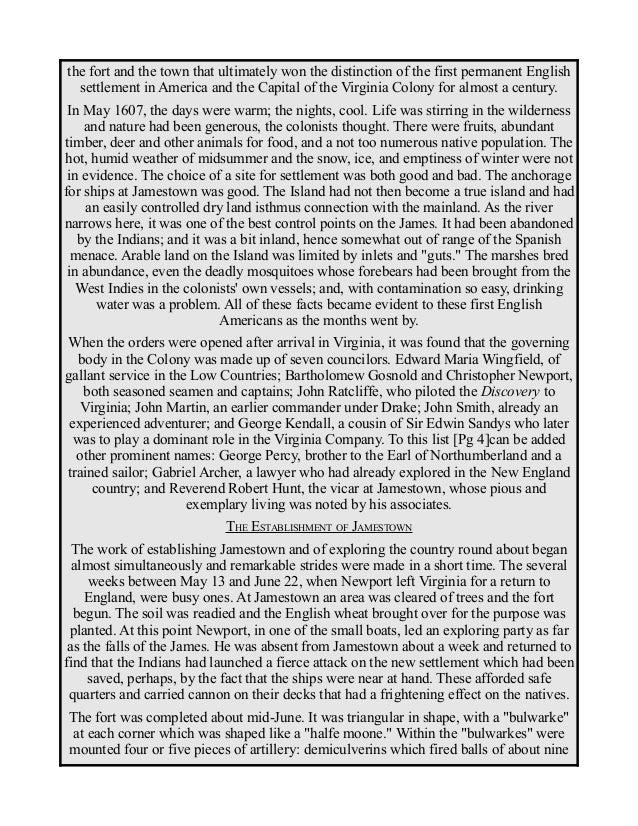 Virginia 1607 1624 history jamestown free ebook 11 the fort fandeluxe Document