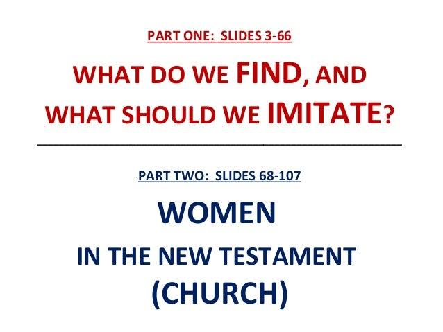 Church Leadership In the New Testament  Slide 2
