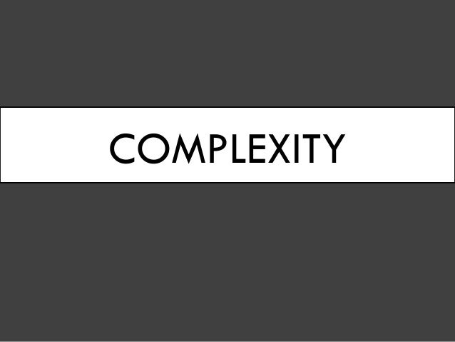 complicated or complex? landing on the moon
