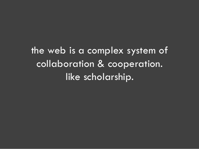 a pro- social web