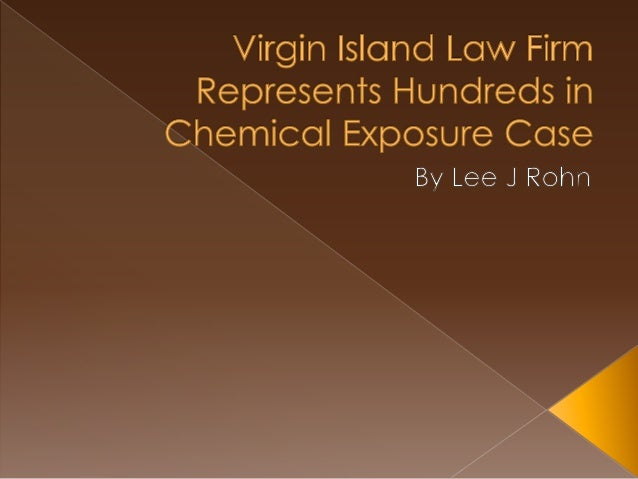  Lee J. Rohn currently works as owner and  lead attorney at Lee J. Rohn & Associates,  LLC. Based out of Christiansted in...