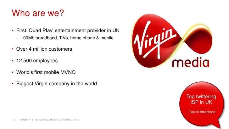 Virgin Media Digital Customer Care update - being human
