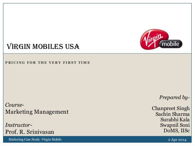 business model of virgin mobile