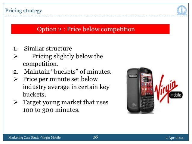 virgin mobile case study ppt