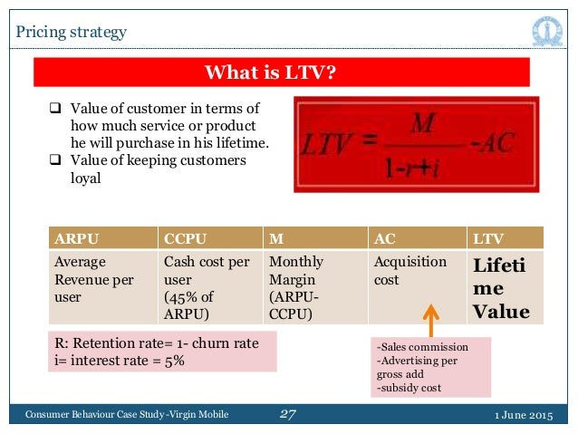 Annalysed Case study of Virgin mobiles HARVARD UNIVERSITY CASE