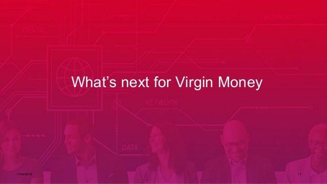 Virgin Money: Virgin Money's quest for digital performance perfection