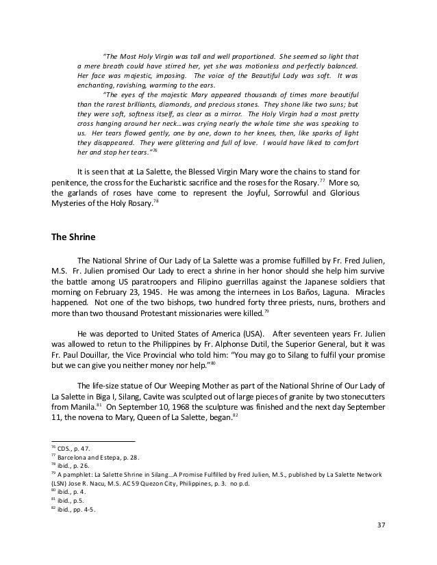 The Virgins of Cavite: History, Art and Religiosity