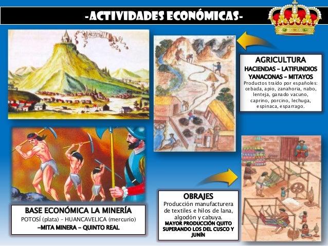 Virreinato del Perú II Slide 3
