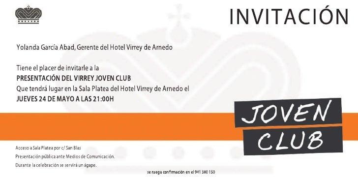 Factoria Ene Diseño Tarjeta Invitación Inauguración Virrey
