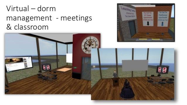 Virtual Practicum - migration to Open Sim Slide 3