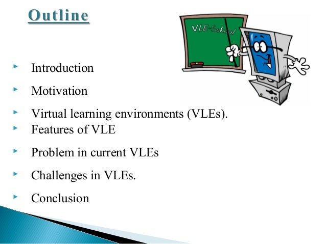 Dissertation virtual learning environment
