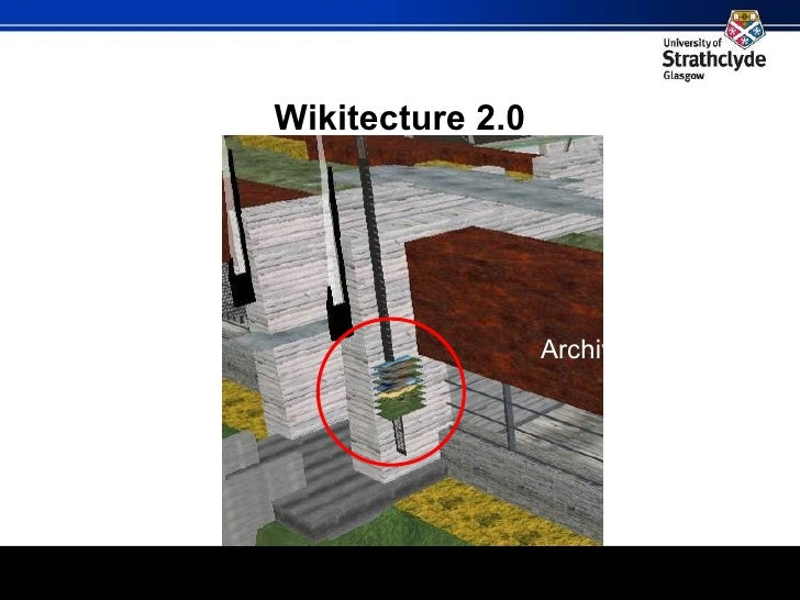 Wikitecture 2.0 Archive plates