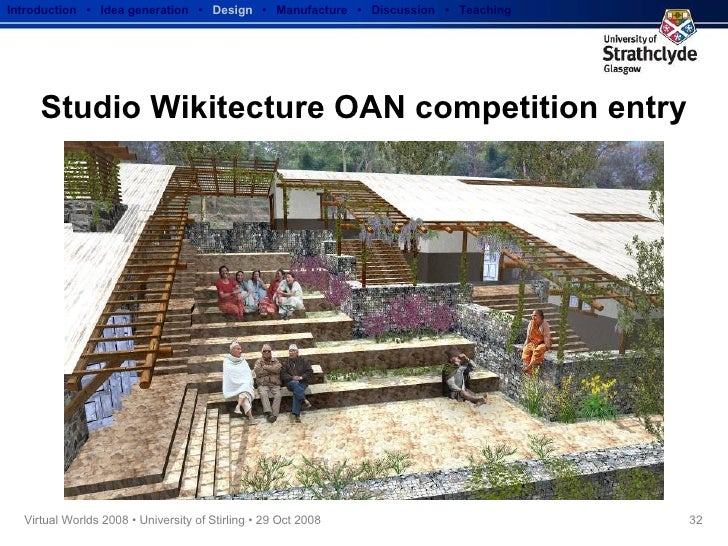 Studio Wikitecture OAN competition entry Introduction  •  Idea generation   •  Design   •  Manufacture  •  Discussion  •  ...