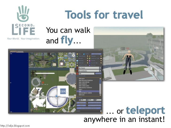 Tools for travel                             You can walk                             and fly...                          ...