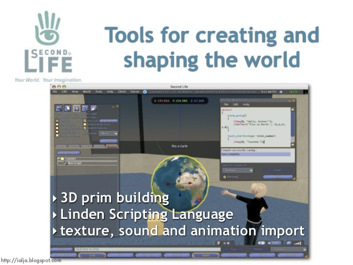 Tools for creating and                               shaping the world                                       //pic        ...