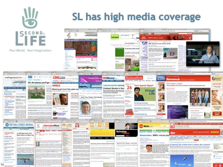 SL has high media coverage     http://ialja.blogspot.com