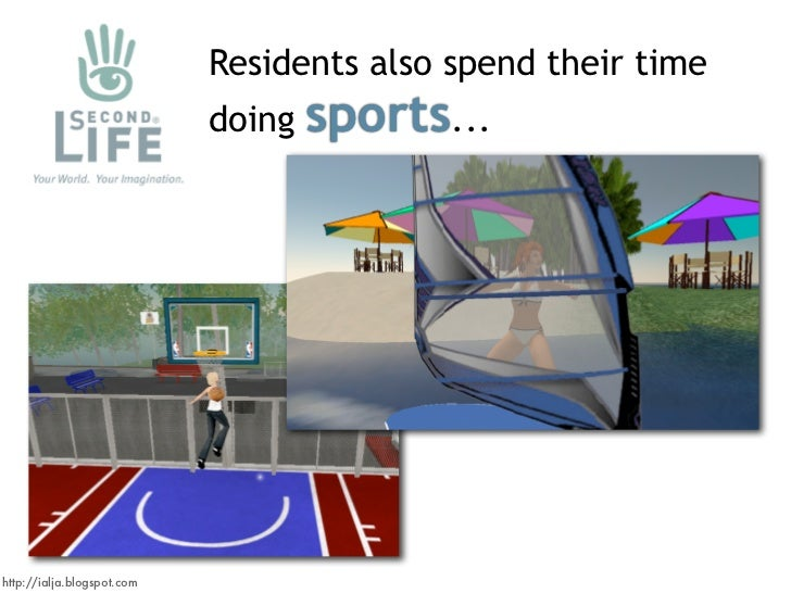 Residents also spend their time                                     sports...                             doing     http:/...