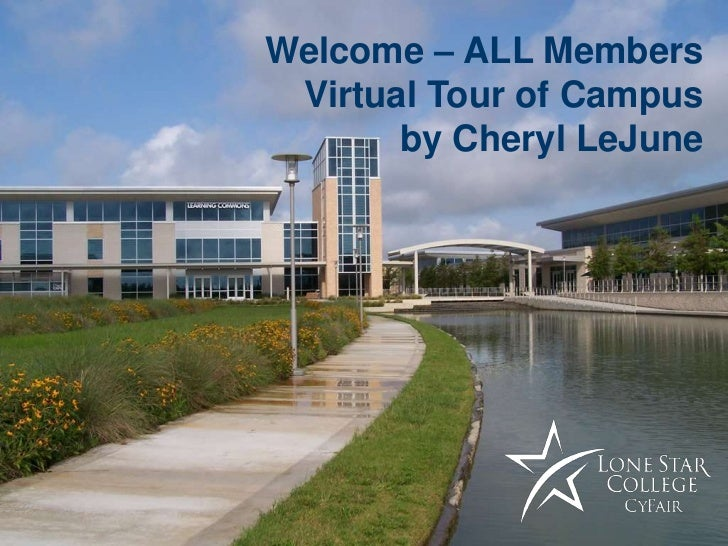 Responsive   Welcome – ALL Members             Innovative   Collaborative               Virtual Tour of Campus            ...