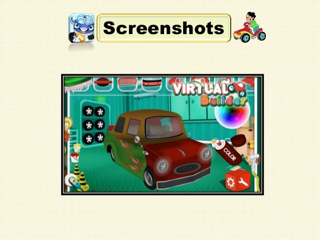 Virtual car builder free android game for Free virtual builder