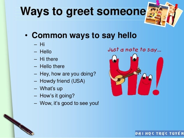 To greet someone 4 alternative ways to say hello in japan japan different ways to greet someone m4hsunfo