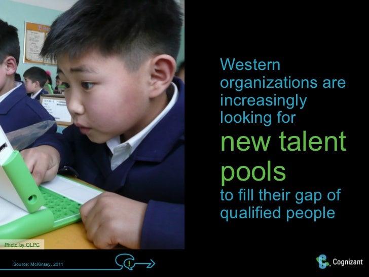 Western                            organizations are                            increasingly                            lo...
