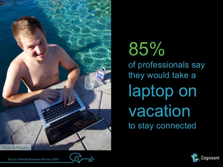 85%                                           of professionals say                                           they would ta...