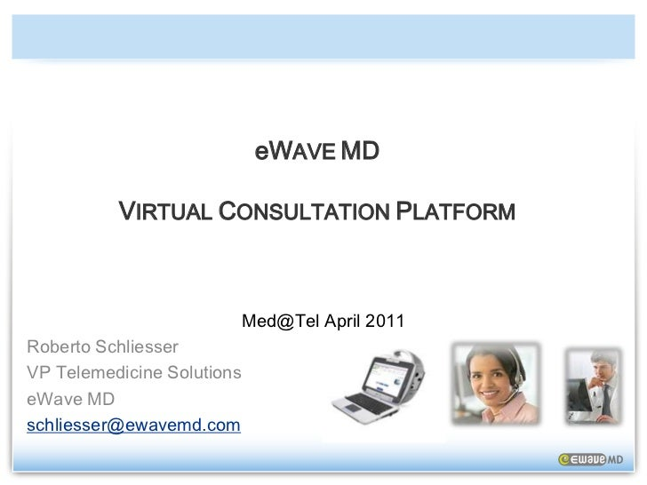 Virtual consultation  in rural India - Case Study