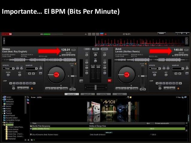 """La variedad de """"SAMPLER"""" y """"EFFECTS"""" que podemos utilizar con Virtual DJ contribuyen a una buena mezcla"""