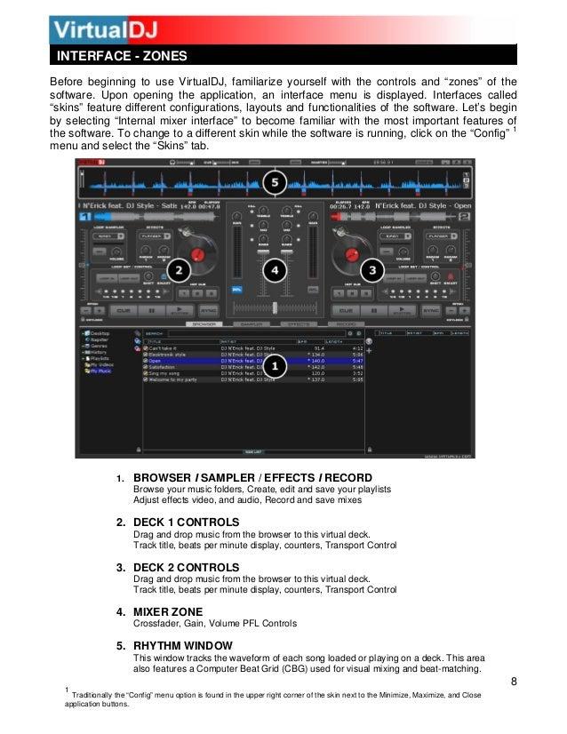 Virtualdj 5 1 user guide