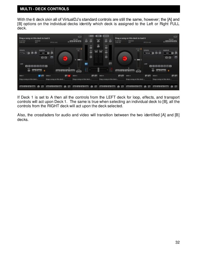 Virtual dj 7 user guide