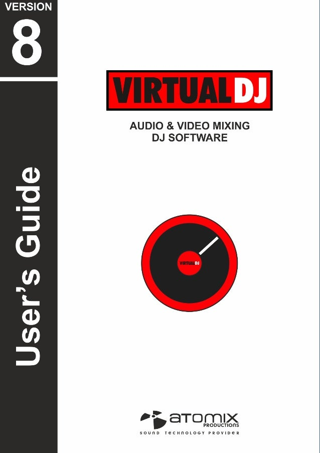 Virtual Dj 8 User Guide