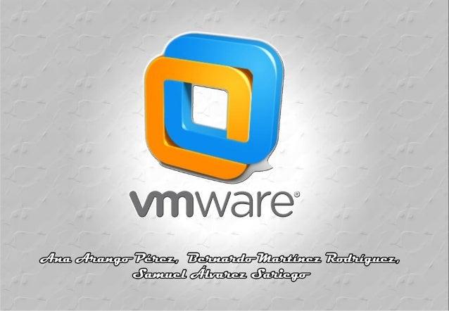 ¿Qué es una Máquina Virtual? • Una abstracción creada sobre un sistema operativo ya existente • Usa parte del hardware del...