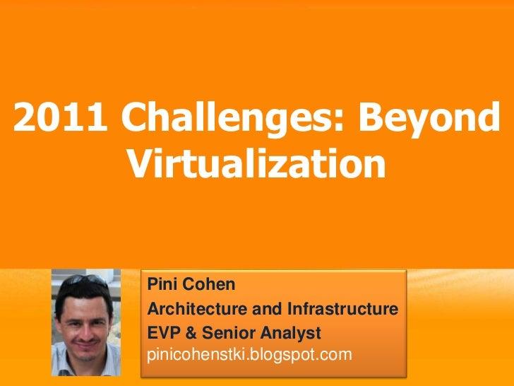 Virtualization 2011 v1