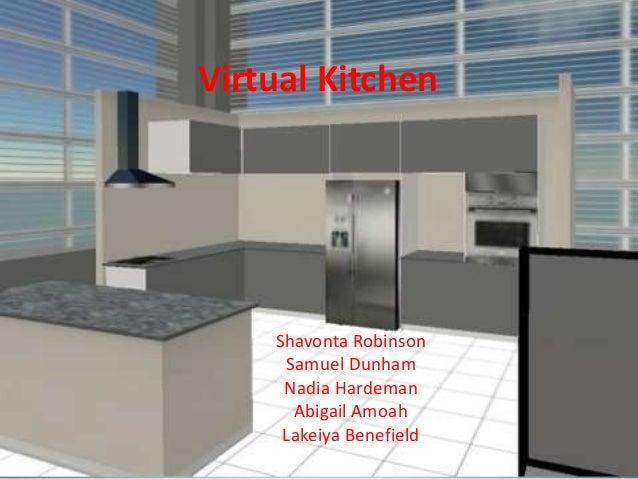 Virtual Kitchen Presentation
